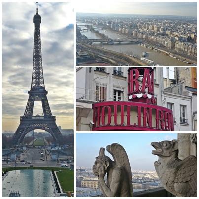 Mosaico de París