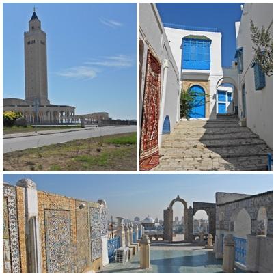 Mosaico de Túnez