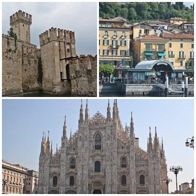 Mosaico de Lombardía