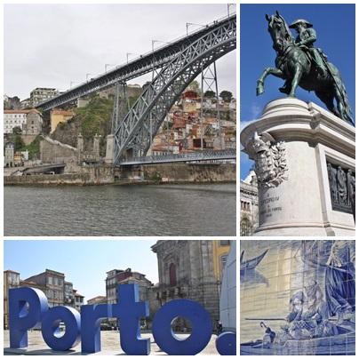 Mosaico de Oporto