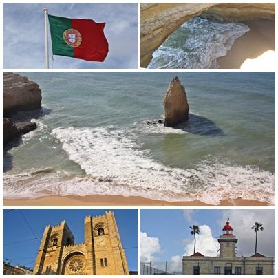 Mosaico de Portugal
