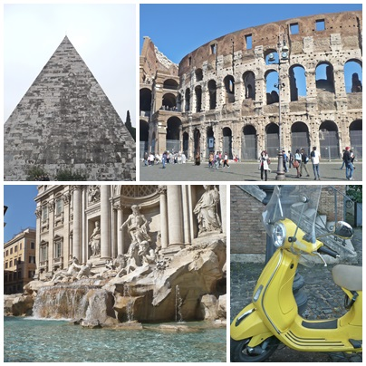 Mosaico de Roma