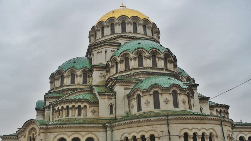 2.369 kilómetros por Bulgaria – Sofía, la capital