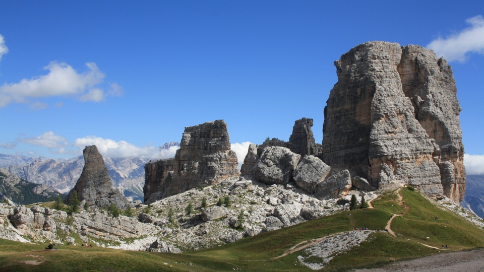 Dolomitas – Parte del este