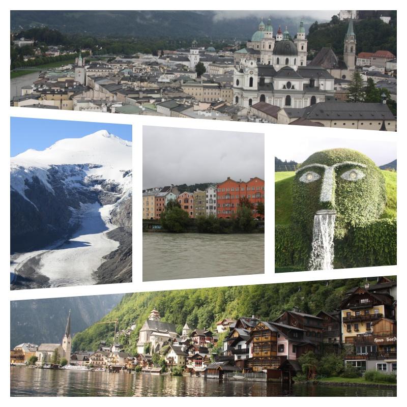 Mosaico del Tirol